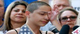 Stati Uniti, strage liceo in Florida, studentessa sopravvissuta attacca Trump : Vergogna.