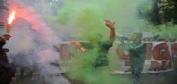 G7 Torino : scontri tra manifestanti e forze dell'ordine