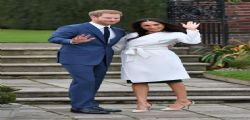 Matrimonio Principe Harry e Meghan Markle : la diretta streaming e Tv del Royal Wedding