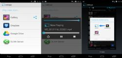 AllCast beta 7 : Streaming da Android ad Apple TV