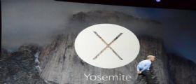 Apple presenta ufficialmente Yosemite