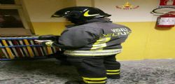 Incendio Bolzano : Morto un disabile di 71 anni, 5 feriti