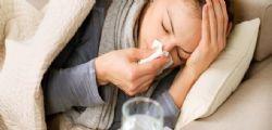 Allarme Influenza : 3 milioni di italiani a letto