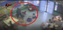 Maltrattamenti bambini : arrestato maestro d