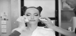 Angelina Jolie diventa Malefica! Il video della trasformazione è incredibile