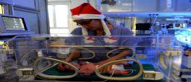 Avellino, miracolo di Natale : Salvati mamma e nascituro in codice rosso