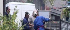 Villa Rodella : Giancarlo Galan porta via dalla villa confiscata anche i lavandini