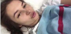 Ekaterina Stetsyuk : Modella russa si lancia dal sesto piano di un hotel, si è salvata!