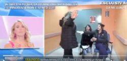 Ylenia Grazia Bonavera difende il fidanzato : lite con la madre in diretta a Pomeriggio Cinque