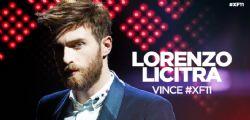 Chi ha vinto X Factor 2017? Il cantente Lorenzo Licitra trionfa