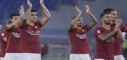 Anticipo Serie A : Roma batte Napoli 2-1
