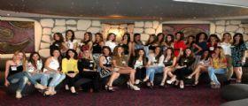 RAGAZZA WE CAN DANCE EDIZIONE 2014: MODELLE A BORDO DELLA MSC SPLENDIDA