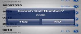 Cydia SearchUnknownNumber : Ricercare sul web un numero che non conosciamo direttamente da iPhone