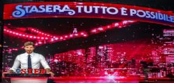 Stefano De Martino e il dettaglio a 'Stasera tutto è possibile' che non passa inosservato