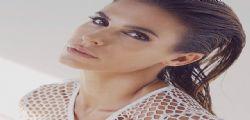 Vestito troppo audace per Elisabetta Canalis? Le trasparenze nelle zone proibite scatenano i fan