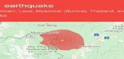 Laos, scossa 6.1 al confine Thailandia