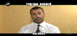 Le Iene Show : Roy Dolce, l'italian gigolò e l'Agenzia delle Entrate
