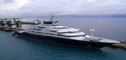 In vendita il mega yacht di Paul Allen a 326 milioni di dollari