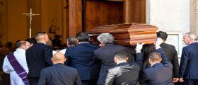 Roma, funerali Carlo Azeglio Ciampi: Presenti Mattarella, Grasso e Boldrini