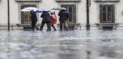 Allerta Meteo - Maltempo su tutta Italia : Previsioni Capodanno