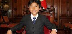 Il piccolo Jose a 7 anni ha aperto una banca e oggi ha oltre 2000 clienti