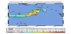 Forti scosse terremoto Papua Nuova Guinea e Indonesia : Almeno 3 morti