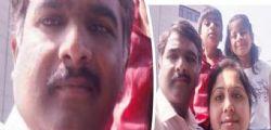 Harander Goud uccide moglie e figli e si costituisce : Ero depresso, ho perso il lavoro
