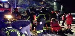 Discoteca a Corinaldo, fuga in massa dal locale : 6 morti e decine di feriti