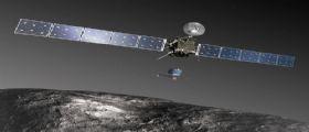 I dati e le immagini di ESA Rosetta: come e perché