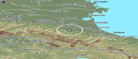 Terremoto Oggi : Lieve scossa nella notte a Forlì di magnitudo 2.4