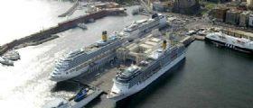 Napoli, Malore a bordo Nave da crociera : In salvo i due turisti