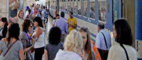 Interrotta la linea ferroviaria Venezia-Padova : Treno dei pendolari in fiamme e forti disagi