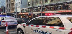 Australia : Suv contro passanti a Melbourne, 16 feriti