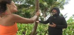 Raz Degan insultato a L'Isola dei Famosi
