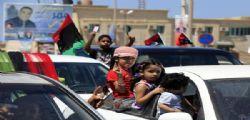 Libia, Unicef : 7.300 bambini sfollati