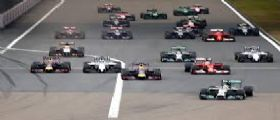 F1 GP Germania 2014 : orari diretta tv Rai e Sky