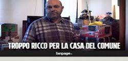 Gianluca Frezza - Malato e con una figlia disabile: Sono