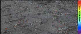 Curiosity : il cratere Gale era ricco d