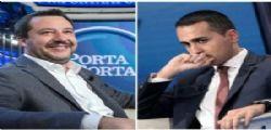 Sondaggi elettorali, record Salvini che sfiora il 39%, M5s crolla sotto il 15%