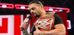 Il campione di wrestling Roman Reigns : Batterò la leucemia e farò il mio ritorno