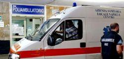 Incidente a Napoli : Grave bimba di 2 anni ferita da airbag