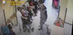 Catanzaro, anziani derisi, abusati e picchiati anche nel sonno in clinica