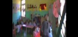 Sospesa maestra a Crotone : Schiaffi e insulti ai bimbi della scuola materna