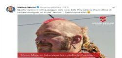 Deve cancellare le foto dei membri della ONG Lifeline! I giudici tedeschi condannano Matteo Salvini