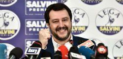 Matteo Salvini : Al Governo anche con Di Maio e i 5 Stelle