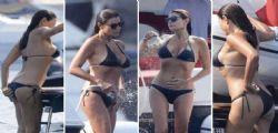 In bikini fa impazzire! Incantevole Ilaria D'amico in vacanza da sola