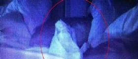 Londra : Spettro nel monitor della piccola Lola