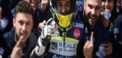 E' morto il 14enne Andreas Perez : Era il pilota CEV Moto3 caduto sul circuito di Barcellona