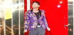 Paura nella notte ... attacco di panico : Ivan Cattaneo voleva lasciare il GFVip