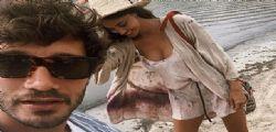 Belen Rodriguez è incinta! Il gossip sull'annuncio di Stefano De Martino